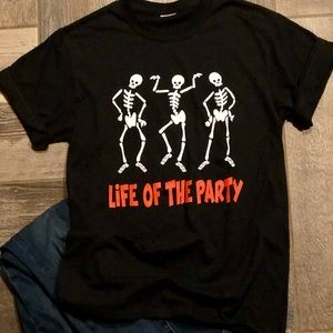Life is the Party Tee
